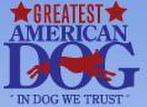 Greatest American Dog - Image: Greatest American Dog Logo