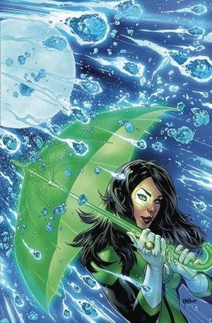 Jessica Cruz - Image: Green Lantern (Jessica Cruz)