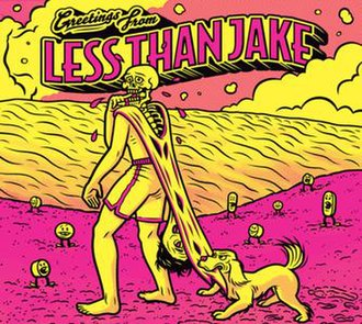 Greetings from Less Than Jake - Image: Greetingsfromlesstha njake