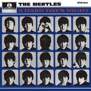A Hard Day's Night (album) - Image: Hard Day UK
