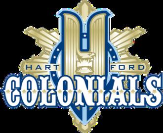 Hartford Colonials - Image: Hartford Colonials