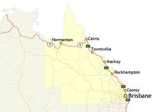 Highway 1 (Queensland)