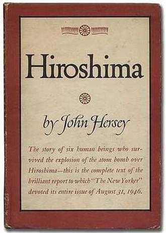 Hiroshima (book) - First edition