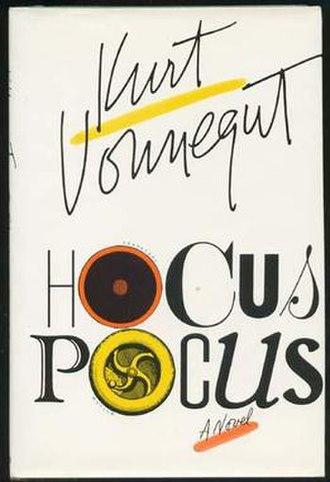 Hocus Pocus (novel) - First edition hardcover