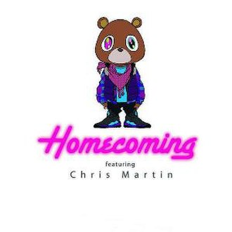 Homecoming (Kanye West song) - Image: Homecoming cover
