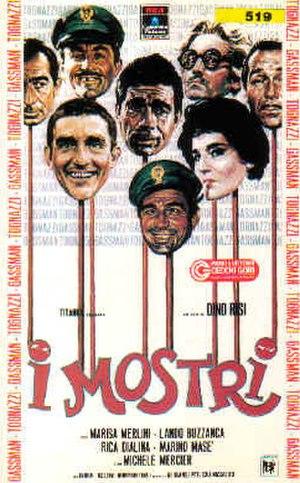I mostri - Image: I mostri