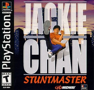 Jackie Chan Stuntmaster - Image: Jackie Chan Stuntmaster