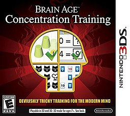 Brain Age: Concentration Training