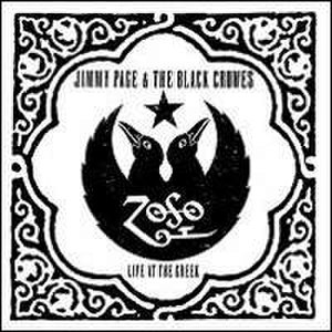 Live at the Greek - Image: Jimmy Page Live At The Greekcover