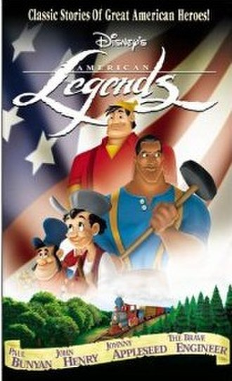 Johnny Appleseed (film) - Johnny Appleseed in Disney's American Legends