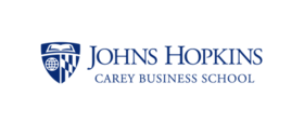 Carey Business School Logo