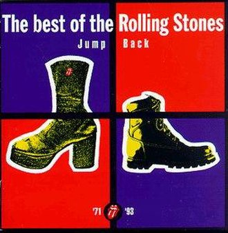 Jump Back: The Best of The Rolling Stones - Image: Jump Back 93
