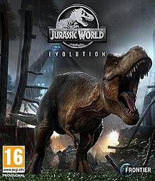 Jurassic World Evolution - Wikipedia