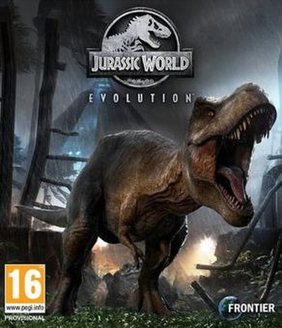 Picture of a game: Jurassic World Evolution