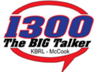 KBRL - Image: KBRL 1300The BIG Talker logo
