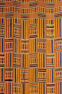 kente cloth symbols