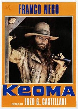 Keoma (film) - Italian film poster