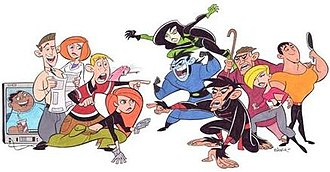 Kim Possible cast