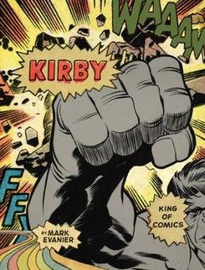 Kirby: King of Comics - Image: Kirby King of Comics