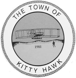 Kitty Hawk, North Carolina - Image: Kitty Hawk NC seal