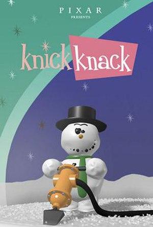 Knick Knack - Poster for Knick Knack