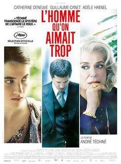 2014 film by André Téchiné