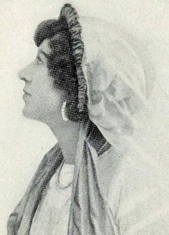Lord Alfred Douglas - Lady Alfred Douglas