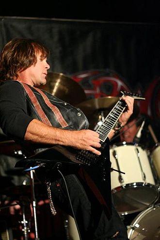 Leatherwolf - Leatherwolf performing in St. George, Utah on September 23, 2006.