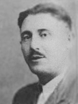 Leon Feldhendler - Leon Feldhendler in 1944