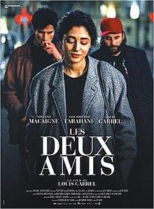 Les Deux Amis Poster Film