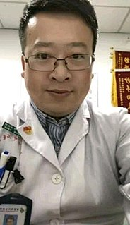 Li Wenliang Chinese physician who raised awareness about COVID-19 outbreak