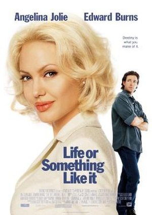 Life or Something Like It - Theatrical release poster