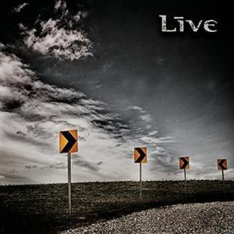 The Turn (Live album) - Image: Live The Turn (album cover)