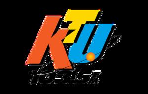 WKTU - Image: Logo WKTU FM