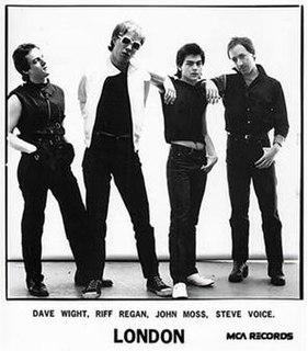 London (punk band) British punk band