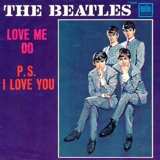 Love Me Do - Image: Love Me Do