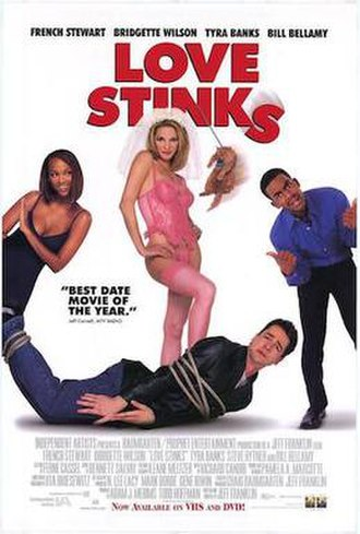 Love Stinks (film) - Promotional poster