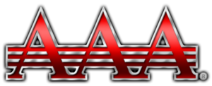 Lucha Libre AAA Worldwide - First logo