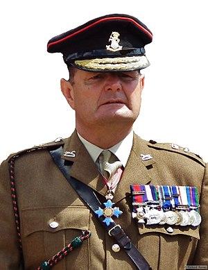 Graham Binns - Major General Graham Binns