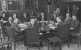 Malfatti Commission - The Malfatti Commission