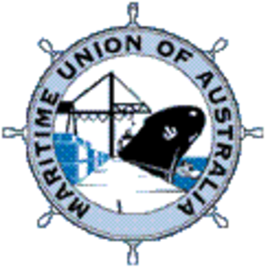 Maritime Union of Australia - Image: Maritime Union of Australia logo