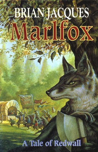 Marlfox - UK first edition cover
