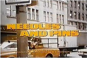 Needles and Pins (TV series) - Title card