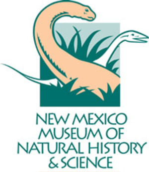 New Mexico Museum of Natural History and Science - Image: Newmexico naturalhistorymuseum logo