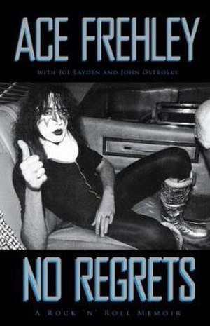 No Regrets (book) - Image: No Regrets book