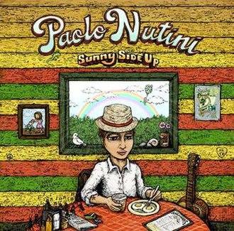 Sunny Side Up (Paolo Nutini album) - Image: Nutini SSU