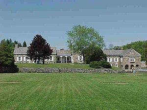Owen D. Young - Owen D. Young Central School in Van Hornesville, New York