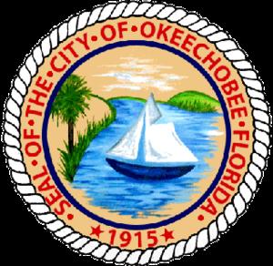 Okeechobee, Florida - Image: Okeechobee city seal