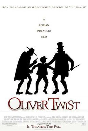 Oliver Twist (2005 film) - Original poster