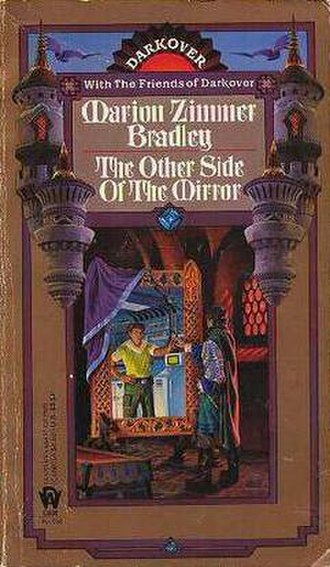 The Other Side of the Mirror (anthology) - Cover of the first edition